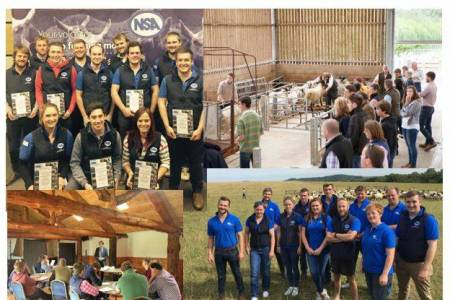 Sheep farming's next generation invited to NSA open event