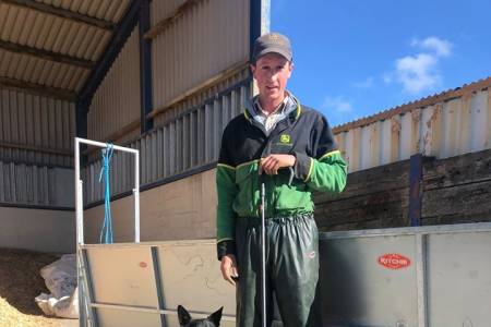 Enthusiastic young shepherd scoops first NSA membership prize giveaway of 2020