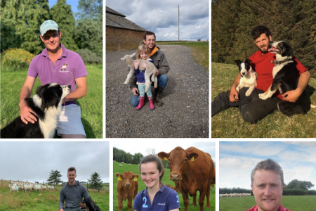 Deserving young sheep farmers selected as winners in the NSA Next GENE-eration giveaway