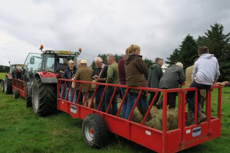 Pre-event farm tours part of packed NSA Sheep 2018 line-up