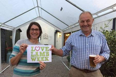 Love Lamb week campaign boosted in local community by special event
