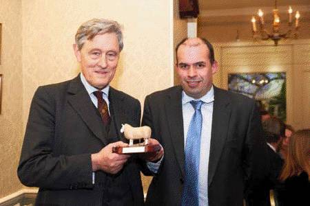 NSA Honours Past CEO