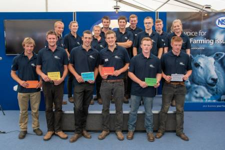 Next Generation Shepherds competition finalists step up to compete once again