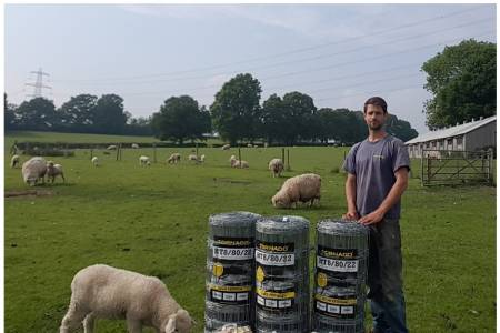 NSA provides the perfect prize for lucky East Sussex farmer