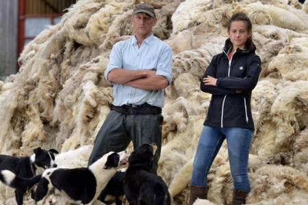 NSA supports campaign for British Wool