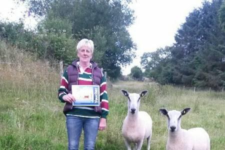 NSA voucher giveaway 2016: Caroline Hall, Powys