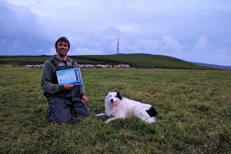 NSA voucher giveaway 2016: Darren Hough, Greater Manchester
