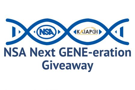 NSA Next GENE-eration Giveaway
