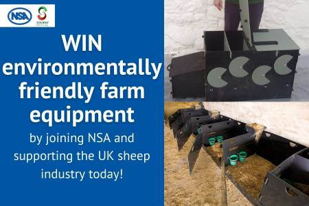 NSA and Solway Recycling Prize Draw