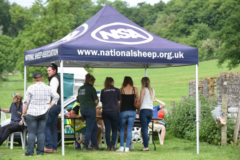 A Next Generation day was incorporated into NSA South Sheep in 2016, the day before the event.,