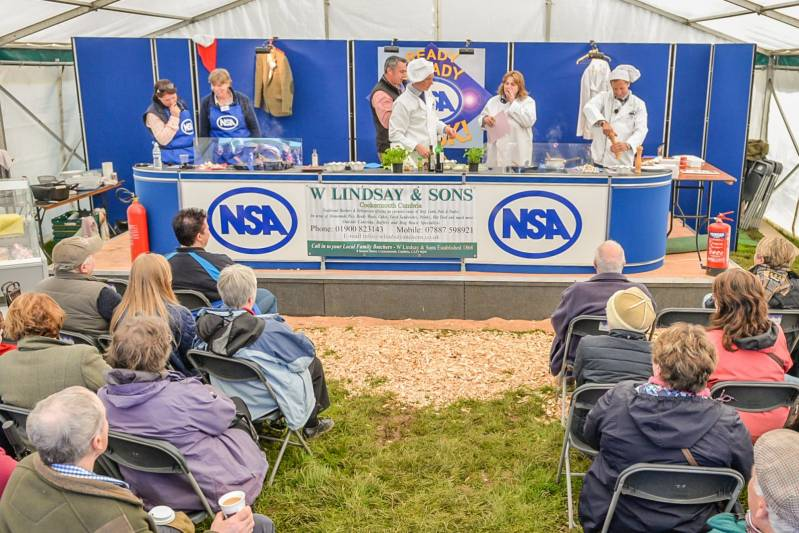 2015 NSA North Sheep General